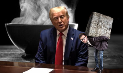 Trump and a Soup Story