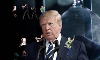 Trump as a Madman