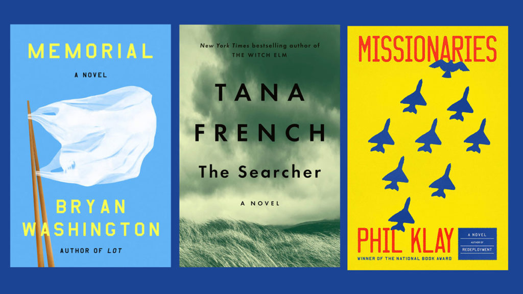 October book releases that will help push you through the rest of the year