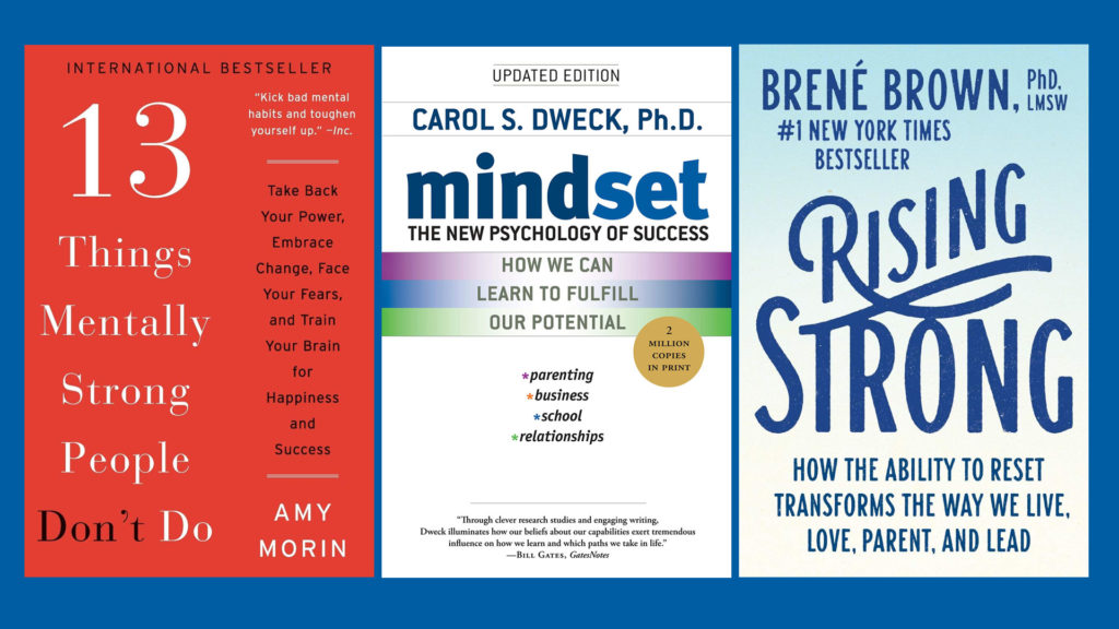 Motivational books to build mental toughness and strength during…you know