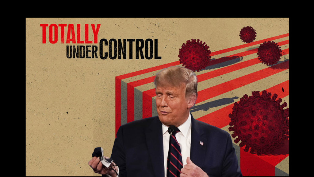 "All Americans need to watch ""Totally Under Control"" – available to stream for free until Election day"