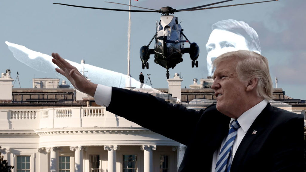 Trump's Disinformation Propaganda Production fueled by Steroids and Hubris