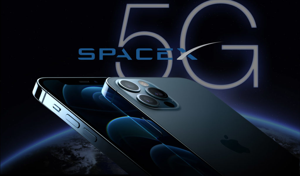 The Real Meaning of 5G, iPhone 12 Pro and the SpaceX Race to build Satellite Broadband