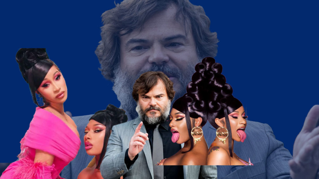 Jack Black trends on TikTok with 'WAP' dance Challenge in Hilarious Vid