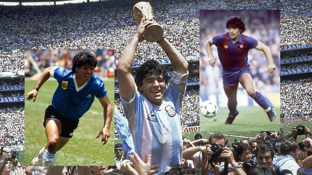 Diego Maradona, Argentine Soccer G.O.A.T. and World Cup Winner, Dead at 60