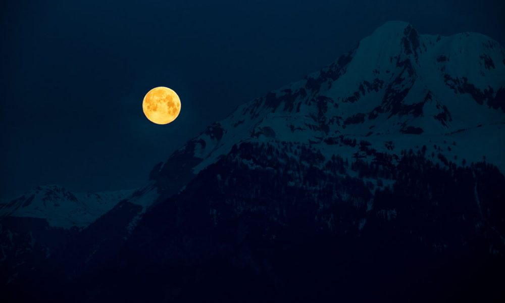 "Full moon and Lunar Eclipse coming in Early Hours of November 30: ""beaver moon"""