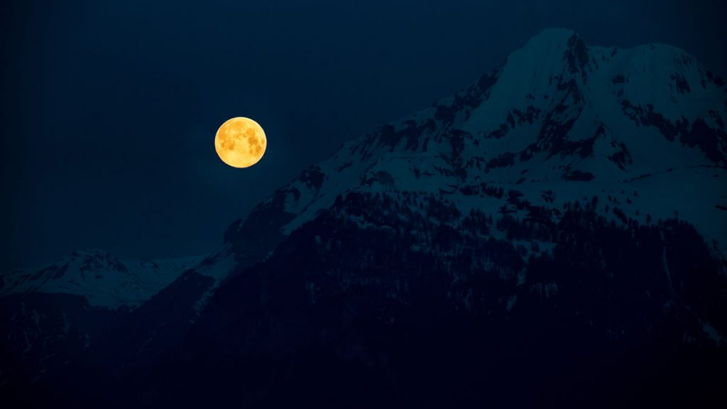 """Full moon and Lunar Eclipse coming in Early Hours of November 30: """"beaver moon"""""""