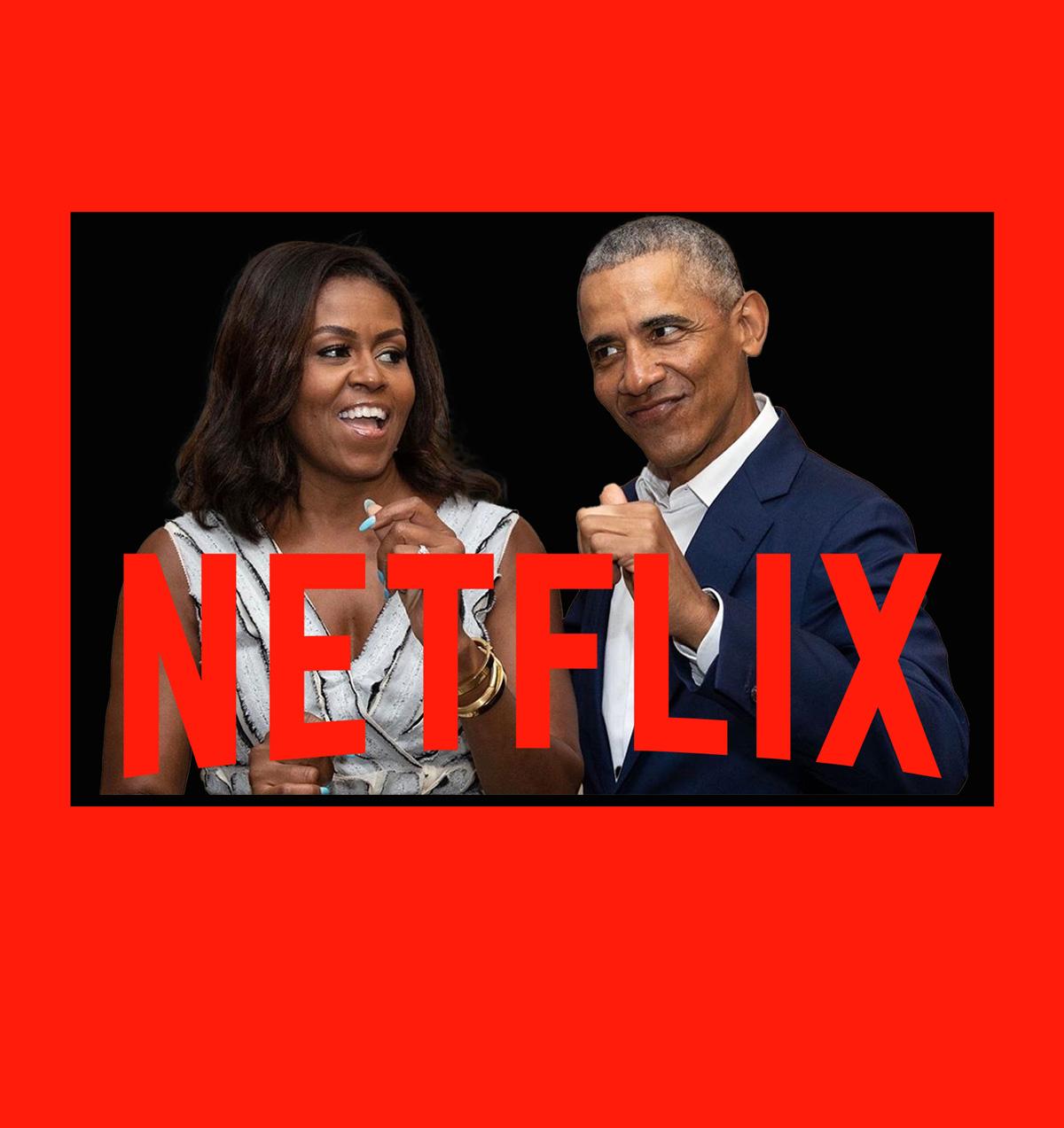 Obama Renaissance Underway? #1 Book, New Netflix Series, ex-VP now Prez #46...
