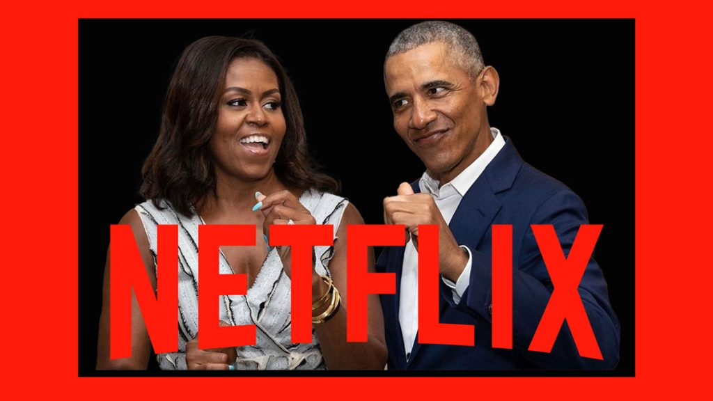 Trump Transition Chaos is subject of Obama produced 'The G Word': Netflix Comedy