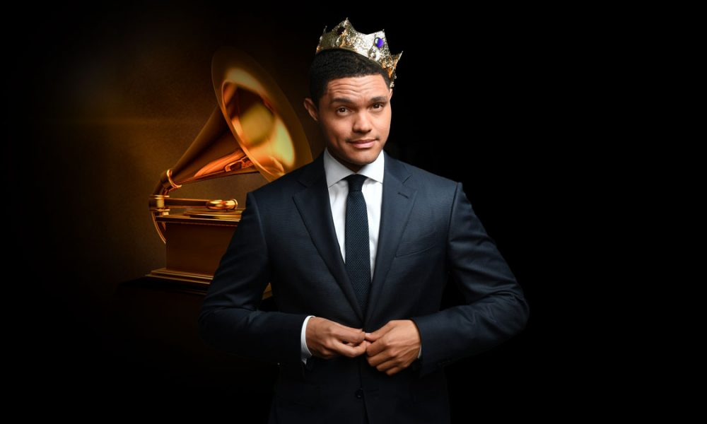Grammys will be Hosted by Trevor Noah in 2021