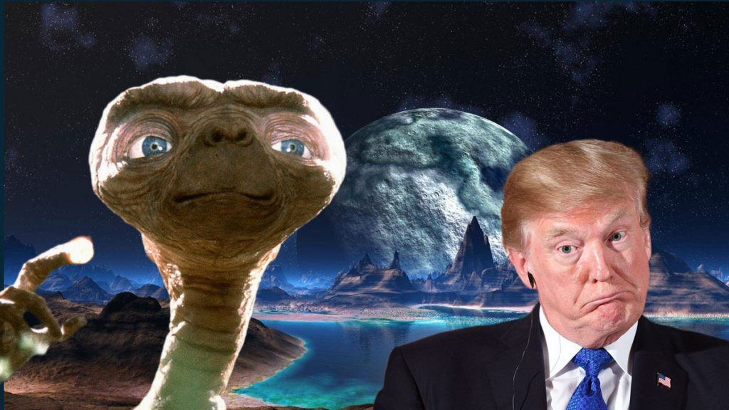 """Aliens and """"Galactic Federation"""" reported on by Major News Outlets as if 'Real'"""
