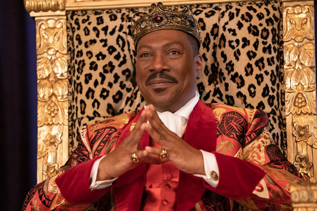 Trailer for 'Coming 2 America' welcomes Eddie Murphy back as Prince Akeem