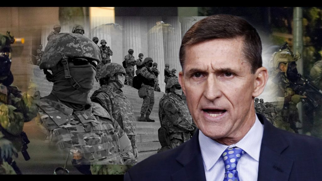 Flynn practically begs for terrorists to attack the US government