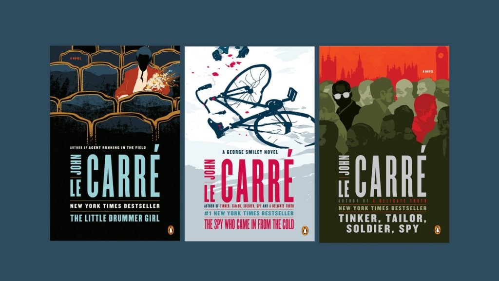 Legendary John le Carré has passed away: Read his most famous works