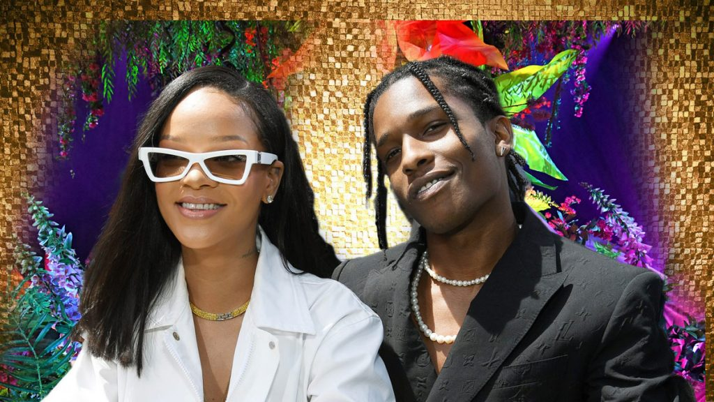 Rihanna and A$AP Rocky: Long-time Friends turn Lovers