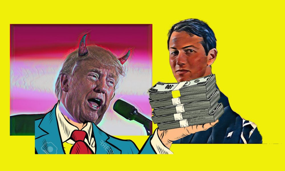 """Trump Turns: PPP loans,""""drawn & quartered"""" and Calls for Martial Law"""
