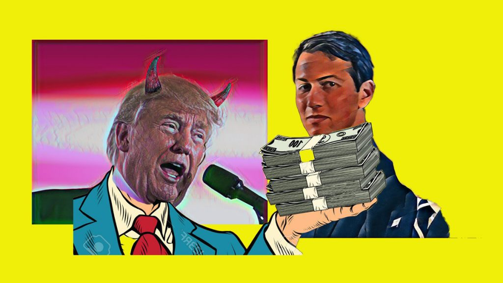 PPP Loans double as Trump & Kushner's Personal Piggy Bank