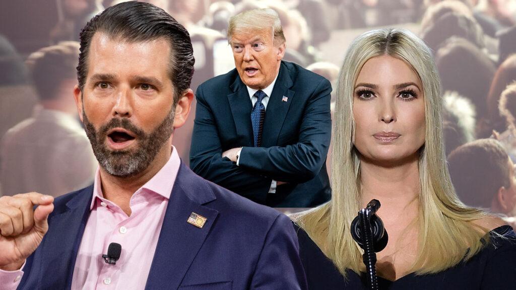 Trump's wonderful family album of Bad Behavior from 2020