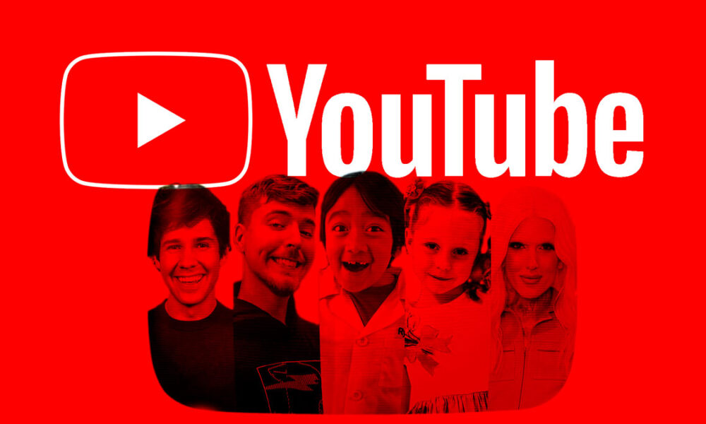 YouTube Highest Paid List for 2020 out, and yes #1 is 9yrs old