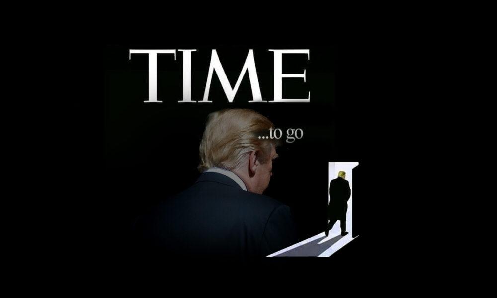 As Trump Flees to Florida, Memes Follow