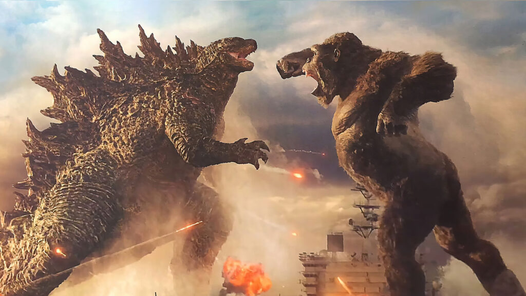 MonsterVerse 'Godzilla vs. Kong': See New Trailer for the HBO Max and Theater release