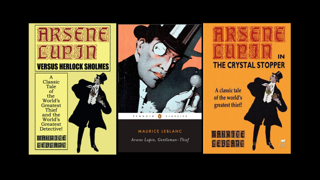 Books to read while you wait for Arsène Lupin Part 2