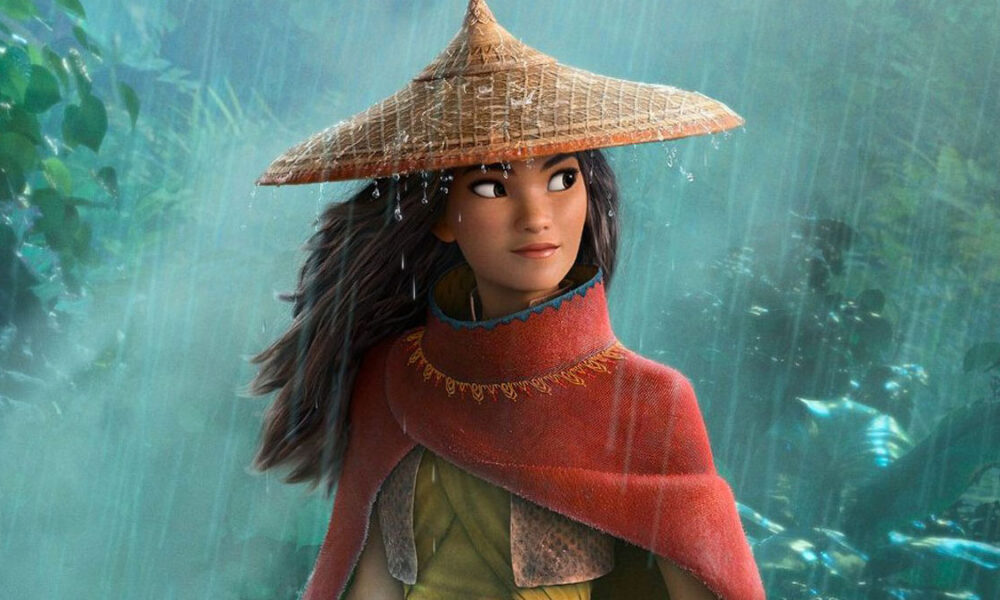 Disney Animation Showcase: new trailer for 'Raya and the Last Dragon'