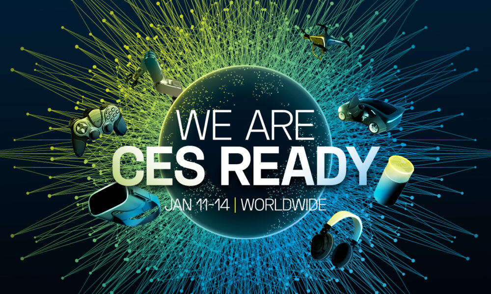 CES 2021 is all  Virtual this time: Get Ready for an  Explosion of Digital Data