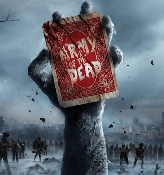 Netflix Army of the Dead Promotional Photo
