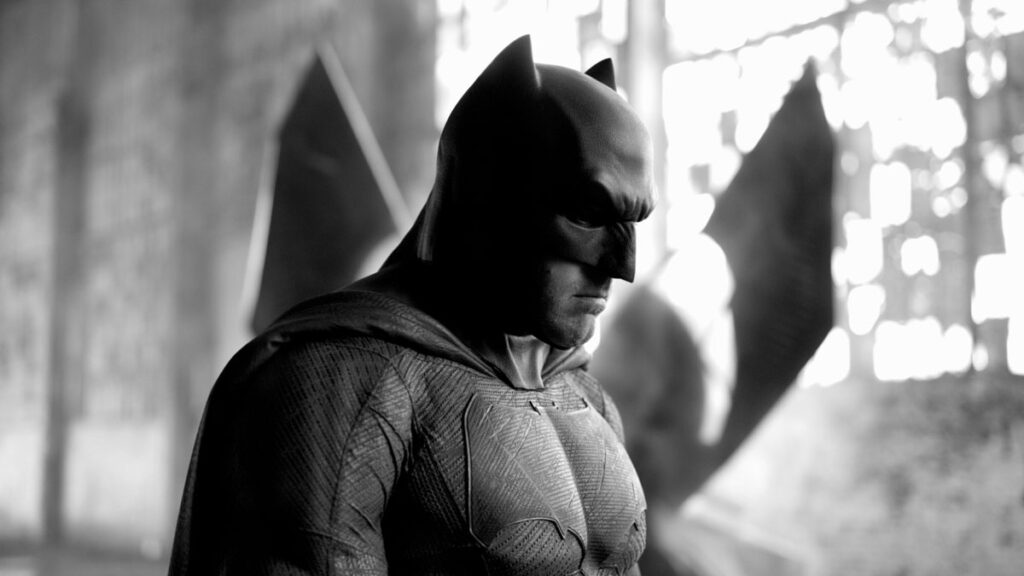 See Ben Affleck as Knightmare Batman in Zack Snyder's upcoming 'Justice League'