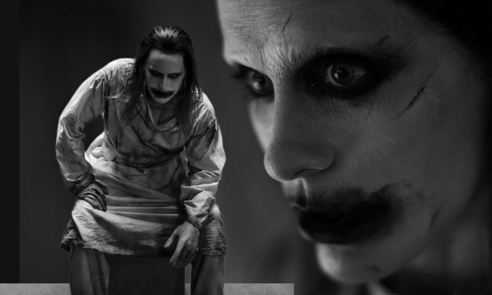 New Jared Leto Images show him as Joker in the upcoming Zack Snyder 'Justice League' Epic