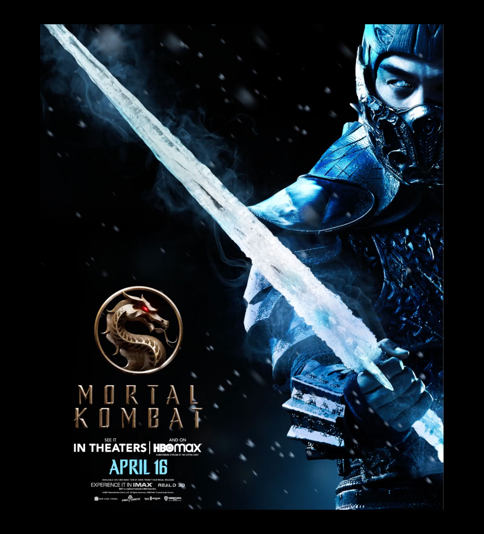 Mortal Kombat Trailer Live Now