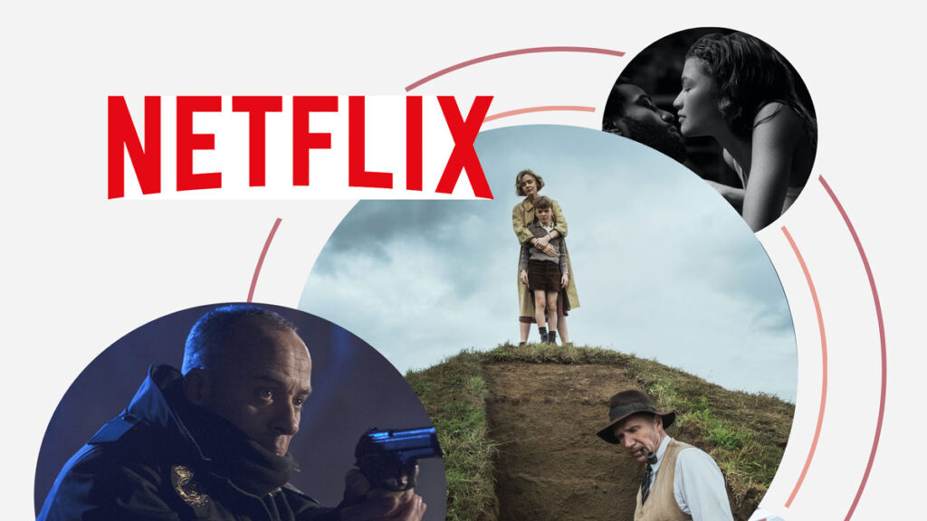 Netflix's 2021 Release Plan: after 42 Globe Noms, 71 New Releases Coming