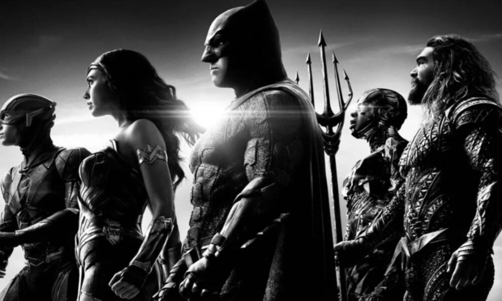 Trailer for Zack Snyder's 'Justice League' Released: New Footage