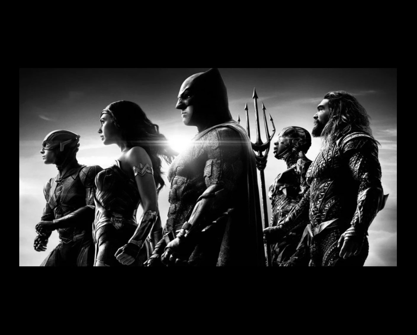 Zack Snyder's Justice League full official Trailer is here