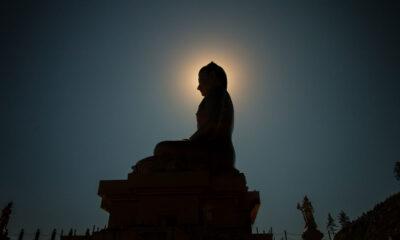 Buddha Yoga meditation